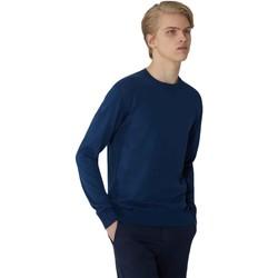 Textiel Heren Sweaters / Sweatshirts Trussardi 52M00477-0F000668 Blauw