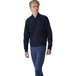 Textiel Heren Jacks / Blazers Trussardi 52S00596-1T005274 Blauw