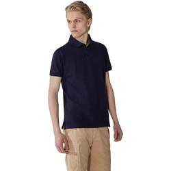 Textiel Heren Polo's korte mouwen Trussardi 52T00492-1T003600 Blauw