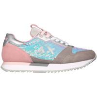 Schoenen Dames Lage sneakers Sun68 Z31214 Roze