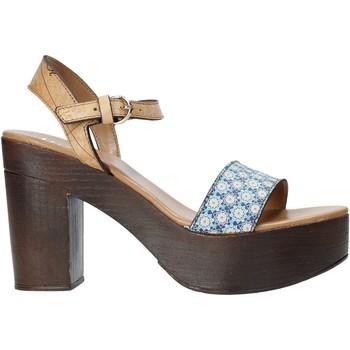 Schoenen Dames Sandalen / Open schoenen Alviero Martini E112 626A Blauw