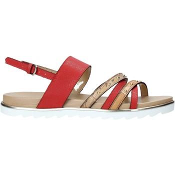 Schoenen Dames Sandalen / Open schoenen Alviero Martini E087 422A Rood