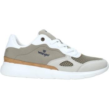 Schoenen Heren Lage sneakers Wrangler WM11050A Groen