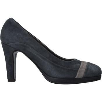 Schoenen Dames pumps Confort 3660 Blauw