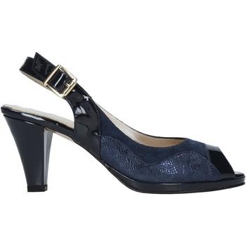 Schoenen Dames Sandalen / Open schoenen Confort 17E9234P Blauw
