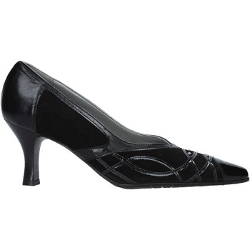 Schoenen Dames pumps Confort 6326 Zwart