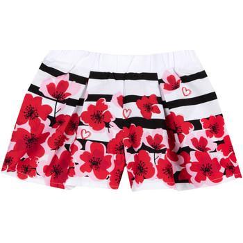 Textiel Meisjes Korte broeken / Bermuda's Chicco 09052954000000 Wit