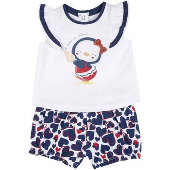 Textiel Kinderen Setjes Chicco 09076628000000 Blauw