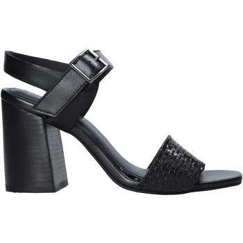 Schoenen Dames Sandalen / Open schoenen Café Noir XT2224 Zwart