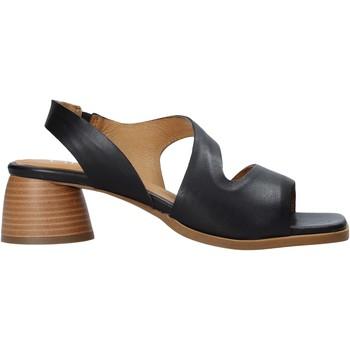 Schoenen Dames Sandalen / Open schoenen Café Noir XM1010 Zwart