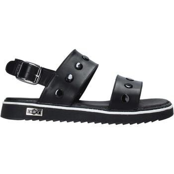 Schoenen Meisjes Sandalen / Open schoenen Cult PLATE1 Zwart