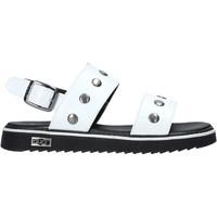 Schoenen Meisjes Sandalen / Open schoenen Cult PLATE2 Wit
