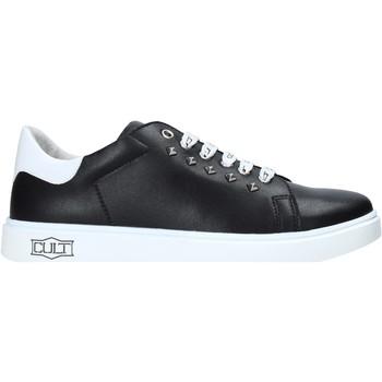 Schoenen Kinderen Lage sneakers Cult MUST2 Zwart