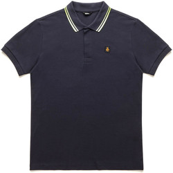 Textiel Heren Polo's korte mouwen Refrigiwear RM0T24000PX9032 Blauw