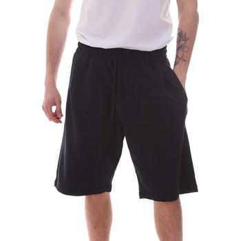 Textiel Heren Korte broeken / Bermuda's Antony Morato MMFP00316 FA150137 Blauw