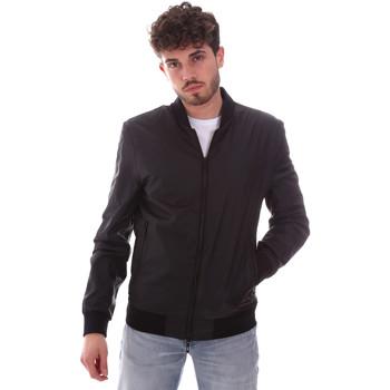 Textiel Heren Jacks / Blazers Antony Morato MMCO00719 FA650231 Zwart