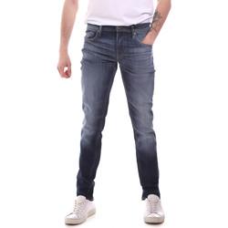 Textiel Heren Skinny jeans Antony Morato MMDT00242 FA750301 Blauw