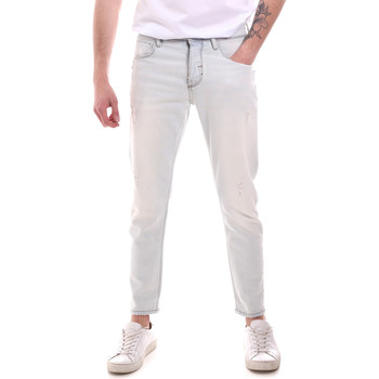 Textiel Heren Skinny jeans Antony Morato MMDT00251 FA750302 Blauw