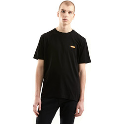 Textiel Heren T-shirts korte mouwen Refrigiwear RM0T27100JE9101 Zwart