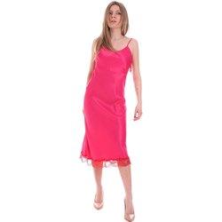 Textiel Dames Korte jurken Cristinaeffe 0731 2475 Roze
