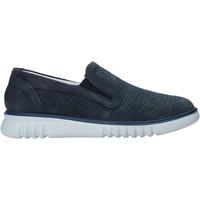 Schoenen Heren Mocassins IgI&CO 7112022 Blauw
