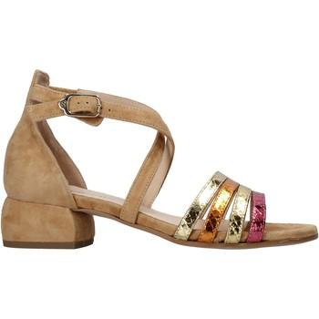 Schoenen Dames Sandalen / Open schoenen Carmens Padova 45060 Bruin