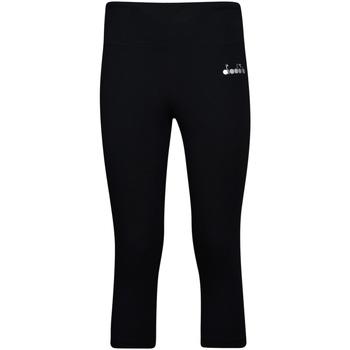 Textiel Dames Leggings Diadora 102175700 Zwart