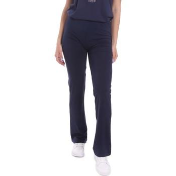 Textiel Dames Losse broeken / Harembroeken Key Up 5LI20 0001 Blauw
