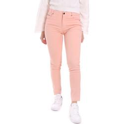 Textiel Dames Skinny Jeans Freddy BLACK1RS104 Roze