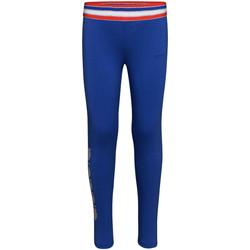 Textiel Meisjes Leggings Diadora 102175917 Blauw