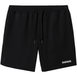 Textiel Korte broeken / Bermuda's Napapijri NP0A4FHJ Zwart