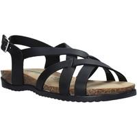 Schoenen Dames Sandalen / Open schoenen Bionatura 34A2168-I-GOINER Zwart