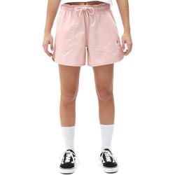 Textiel Dames Korte broeken / Bermuda's Dickies DK0A4XCFLPI1 Roze
