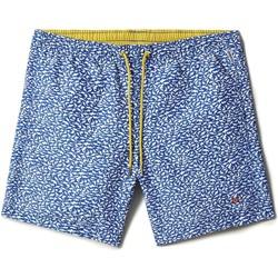 Textiel Heren Zwembroeken/ Zwemshorts Napapijri NP0A4F7K Blauw