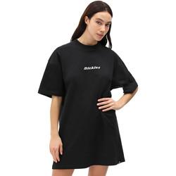 Textiel Dames Korte jurken Dickies DK0A4XB8BLK1 Zwart