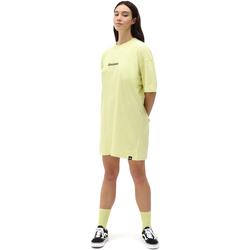 Textiel Dames Korte jurken Dickies DK0A4XB8B541 Geel