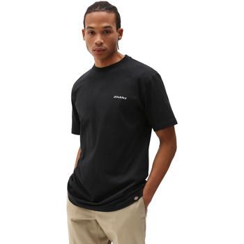 Textiel Heren T-shirts korte mouwen Dickies DK0A4X9OBLK1 Zwart