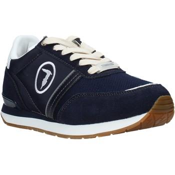 Schoenen Heren Lage sneakers Trussardi 77A00342-9Y099998 Blauw