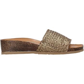 Schoenen Dames Slippers Bionatura 12A2128-I-TRCBRO Bruin