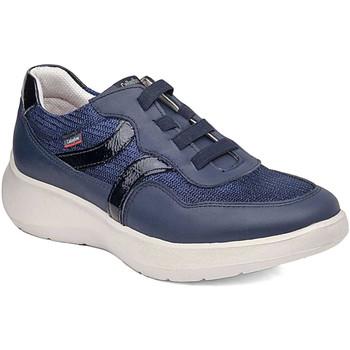 Schoenen Dames Instappers CallagHan 17006 Blauw
