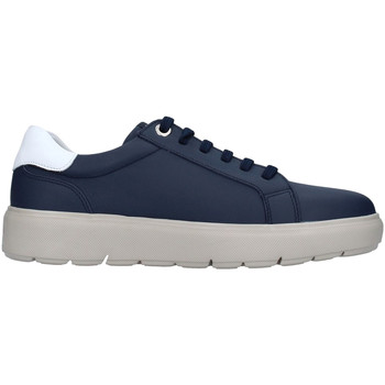 Schoenen Heren Lage sneakers CallagHan 45504 Blauw