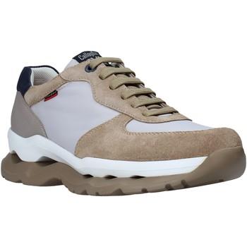 Schoenen Heren Lage sneakers CallagHan 17813 Beige