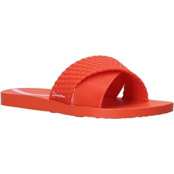 Schoenen Dames Leren slippers Ipanema IP.26400 Oranje