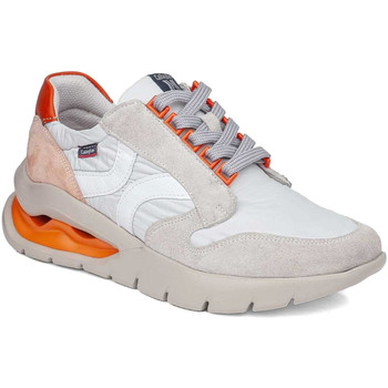 Schoenen Dames Lage sneakers CallagHan 45807 Beige