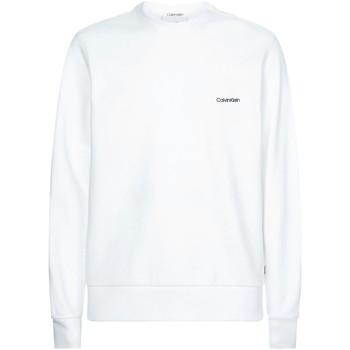 Textiel Heren Sweaters / Sweatshirts Calvin Klein Jeans K10K107031 Wit