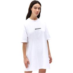 Textiel Dames Korte jurken Dickies DK0A4XB8WHX1 Wit