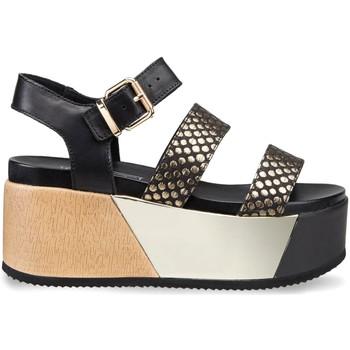 Schoenen Dames Sandalen / Open schoenen Cult CLE104338 Zwart