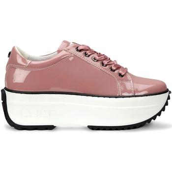 Schoenen Dames Lage sneakers Cult CLE104380 Roze