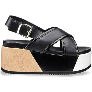 Schoenen Dames Sandalen / Open schoenen Cult CLE104339 Zwart