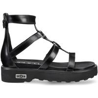 Schoenen Dames Sandalen / Open schoenen Cult CLE104333 Zwart